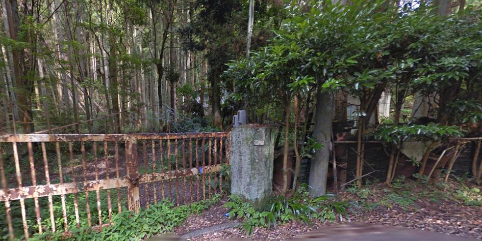 静岡県 心霊スポット 新田さん家