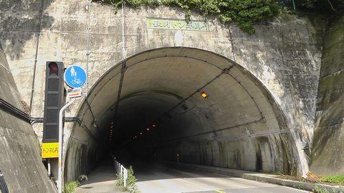広島県 心霊スポット 秋月トンネル