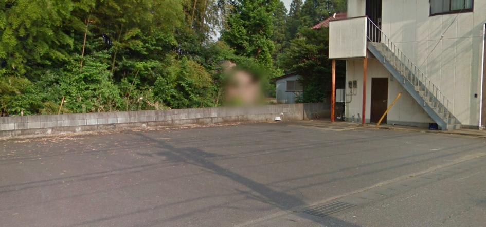 茨城県 心霊スポット 女化(おなばけ)神社周辺   Googleマップ&ストリートビュー心霊画像