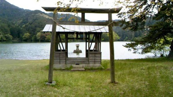 鳥取県 心霊スポット 赤松の池