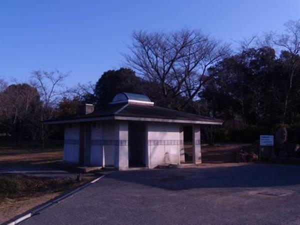 岡山県 心霊スポット 種松山公園西園地のトイレ