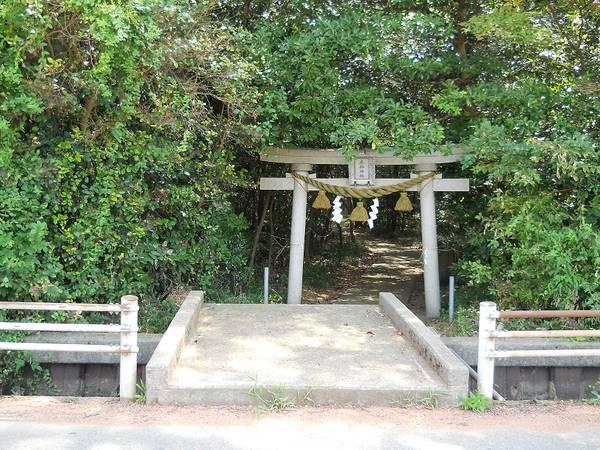 石川県 心霊スポット 天狗の森(八坂神社)