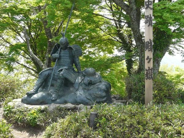 滋賀県 心霊スポット 賤ヶ岳古戦場