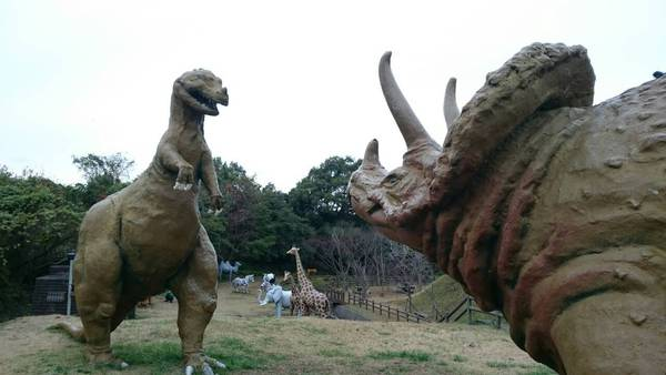 和歌山県 心霊スポット 恐竜公園(和歌山市森林公園)