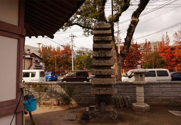 福岡県 心霊スポット 米一丸の供養塔(米一丸地蔵尊)