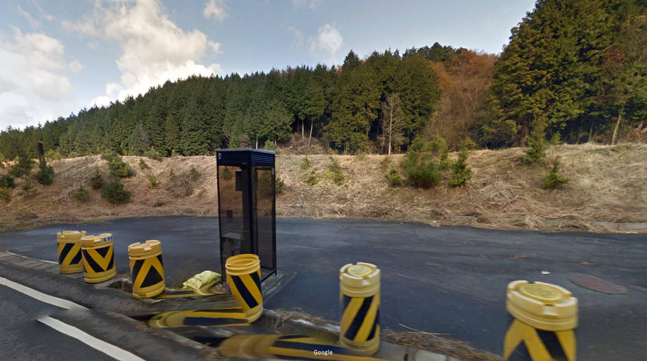 滋賀県 心霊スポット 三雲トンネル近くの公衆電話