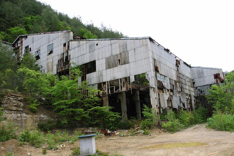 岩手県 田老鉱山 鉱山アパート 心霊スポット 恐怖体験談