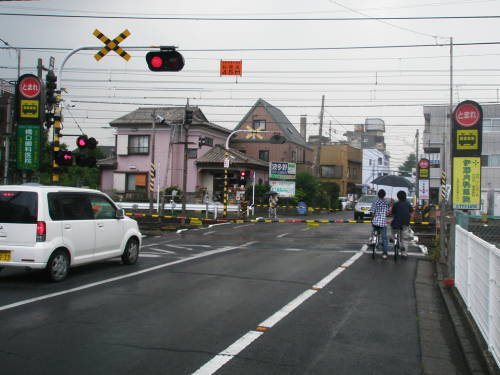 埼玉県 心霊スポット 高崎線 北上尾駅-桶川駅間の踏切