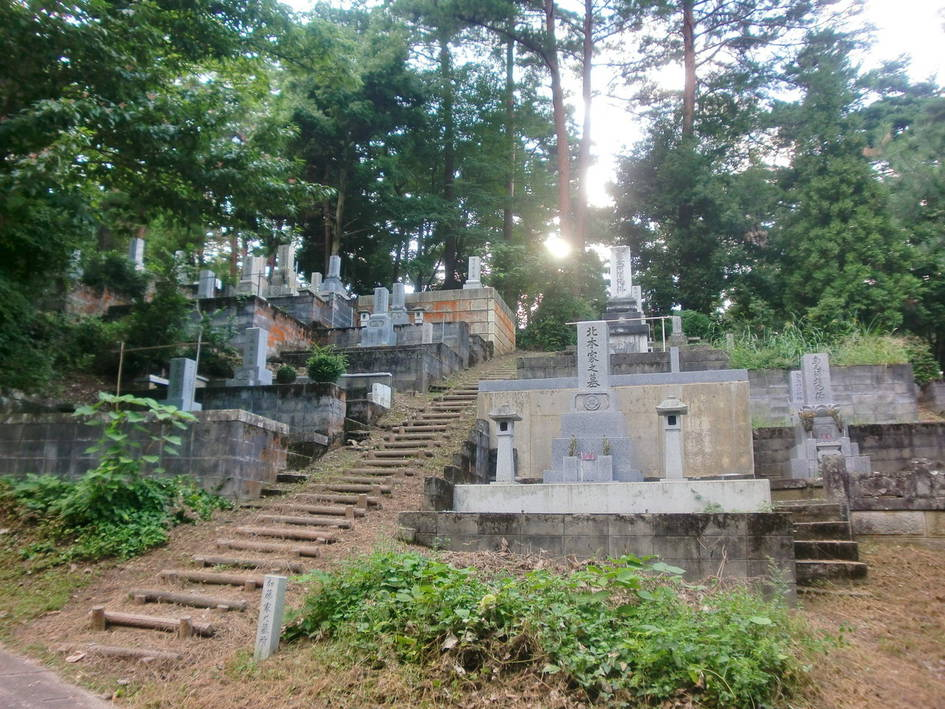 石川県 心霊スポット 野田山墓地