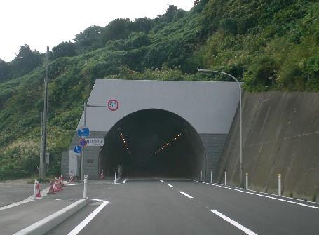秋田県 心霊スポット 生鼻崎トンネル