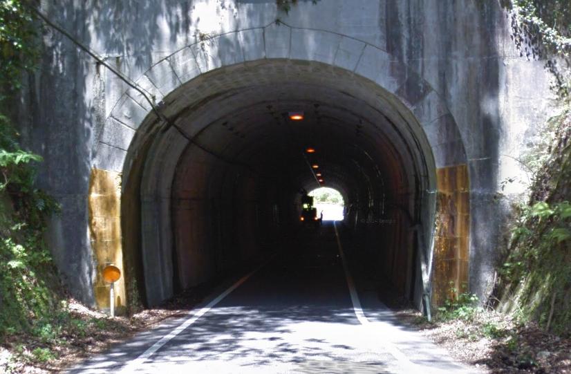 山口県 心霊スポット 豊田湖トンネル(名称不明)