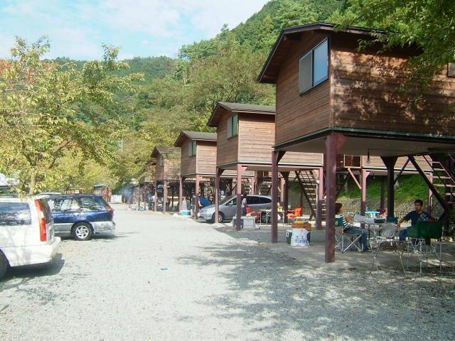 神奈川県 心霊スポット 神之川キャンプ場