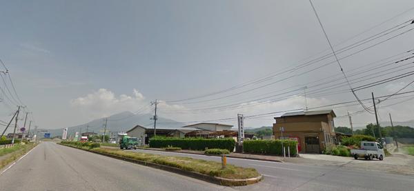 国道408号線(つくば市付近)