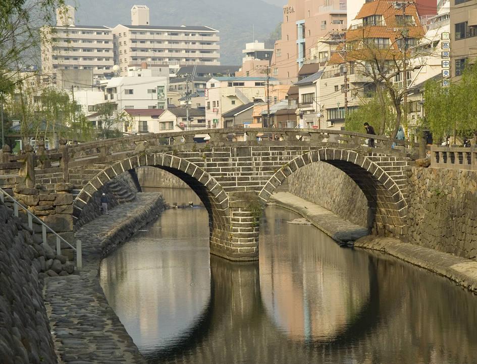 長崎県 心霊スポット 眼鏡橋