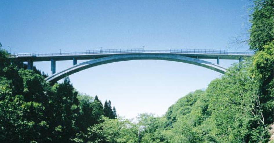 岩手県 心霊スポット 夢の架け橋(夢乃橋)