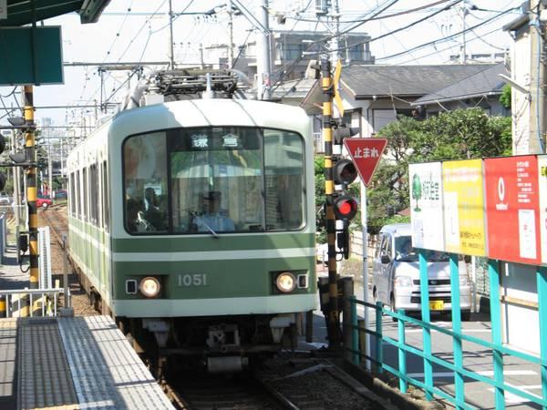 江ノ電 心霊体験(七里ヶ浜駅〜長谷駅)