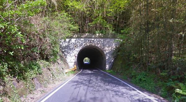 山口県 心霊スポット 小野隧道(小野トンネル)