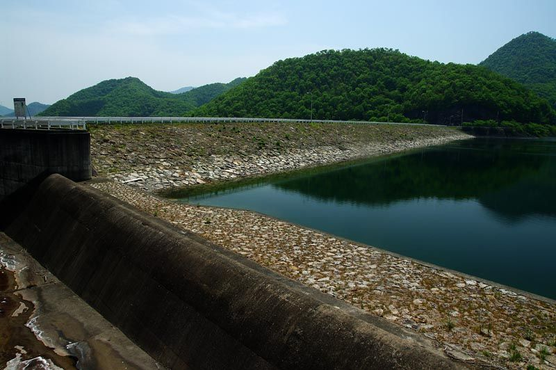 兵庫県 心霊スポット 糀屋(こうじや)ダム