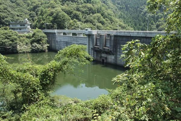 兵庫県 心霊スポット 菅生ダム(すごうダム)