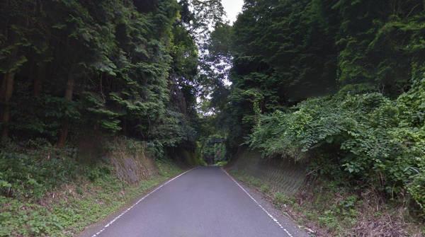 愛媛県 心霊スポット 死入道峠(笹ヶ峠)