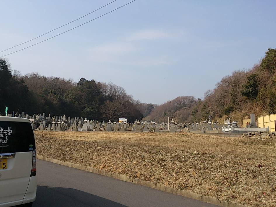 三重県 心霊スポット 泊山霊園