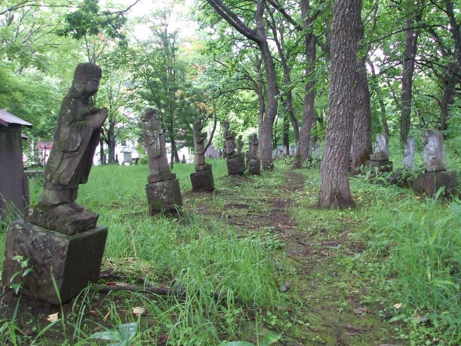 北海道 心霊スポット 鈴蘭公園