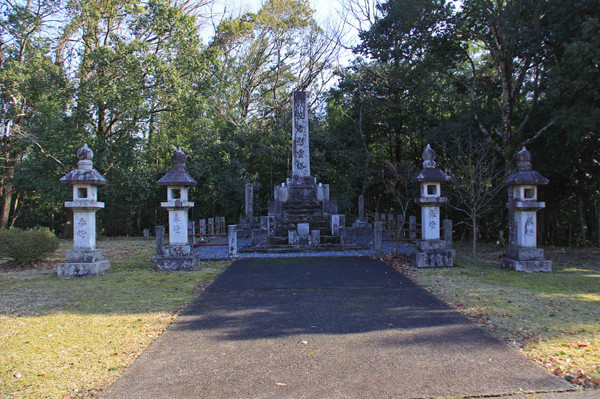 鳥取県 心霊スポット 旧陸軍墓地
