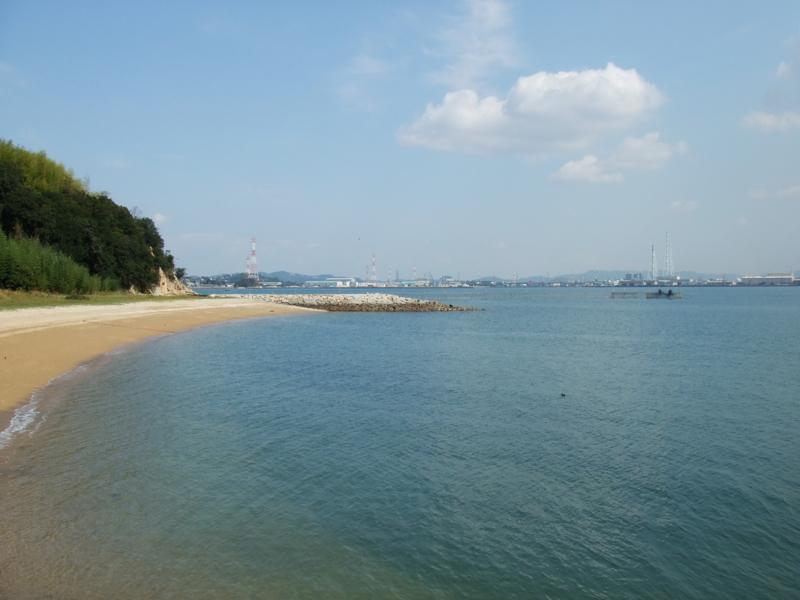 岡山県 心霊スポット 沙美海岸