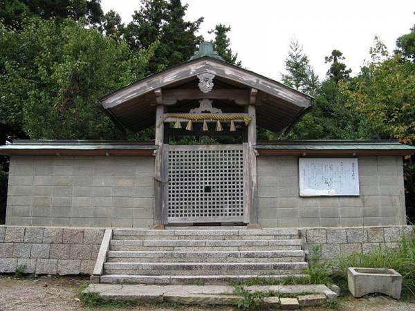 奈良県 心霊スポット 二上神社(葛城二上神社)
