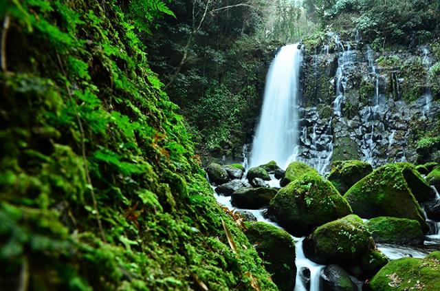 熊本県 心霊スポット 寄姫の滝(白糸の滝)