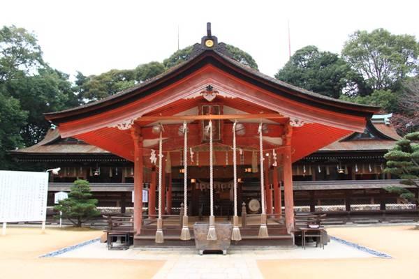 山口県 心霊スポット 住吉神社