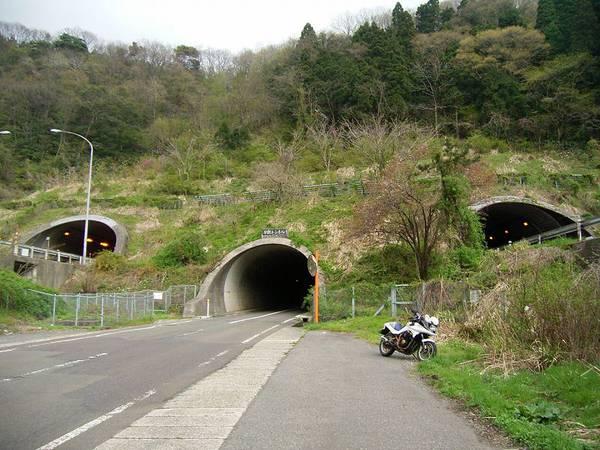 福井県 心霊スポット 旧柳ヶ瀬トンネル