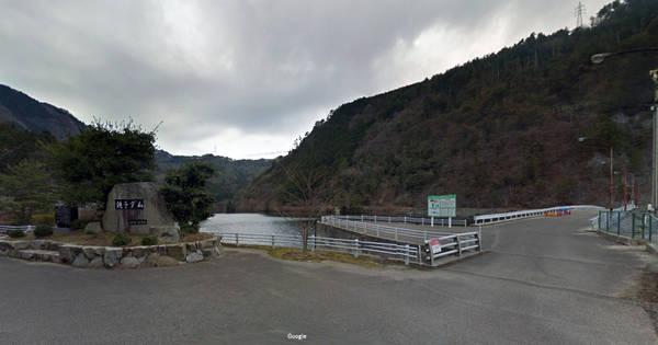 愛媛県 心霊スポット 銚子ダム(千里城)