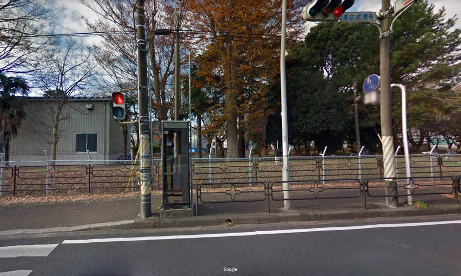千葉県 心霊スポット 松戸駐屯地近くの公衆電話