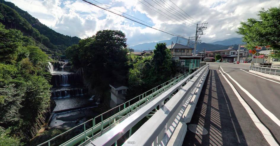 山梨県 心霊スポット 佐伯橋(七人ミサキ)