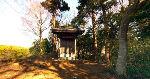 埼玉県 心霊スポット 西金野井稲荷神社