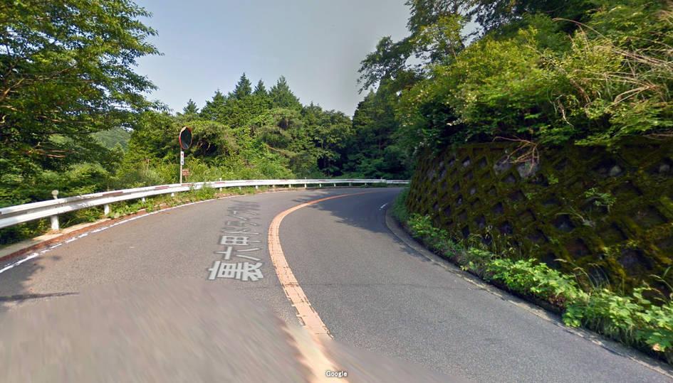 兵庫県 心霊スポット 六甲山(裏六甲ドライブウェイ)